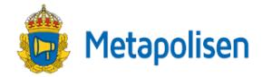 Metapolisen vaktar väktarna